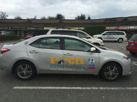 EXCEL DRIVING ACADEMY**CLASS 4, 5 & 7**15% STUDENT DISCOUNTS**