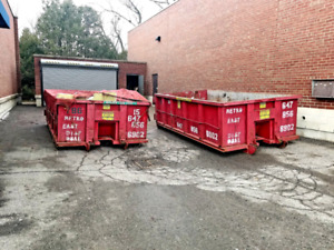 Bin Rental, All In, Flat Fee Pricing. Know Your Cost Upfront!