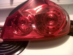 Infiniti G25 , G35, G37 Factory Tail Light