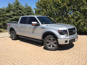 2014 Ford F-150 FX4 SuperCrew Luxury Package