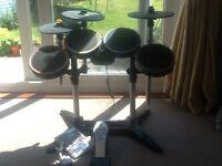 Wii drum kit