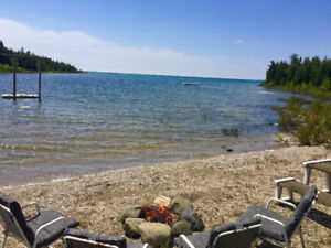 Tobermory Cottage Rental -Here on Huron