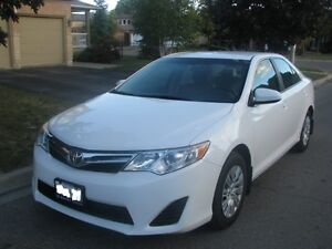 270$/mo for 2014 Toyota CAMRY ,cash incentive, free winter tire
