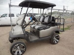MODIFIED GOLF CART