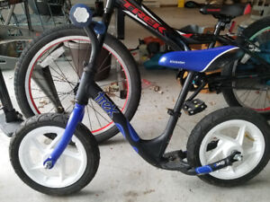 Trek kickster balance bike - nearly new