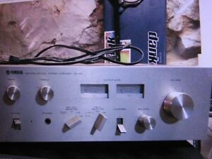 Yamaha AMP. PARTS