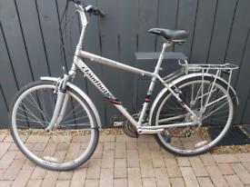 """Claud Butler Legend 19"""" bike"""