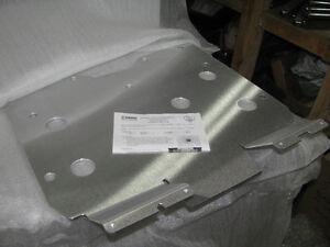 Protège-moteur Skid Plate Yamaha Rhino YXR660 2004- 2005