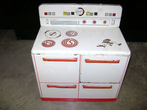 Vintage childs stove