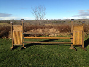 Horse Jumps/ Standards/ Cavalettis Peterborough Peterborough Area image 1