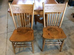 Antique Table and Chairs Kingston Kingston Area image 3
