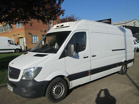 2014 14-REG Mercedes Sprinter 313CDI LWB FRIDGE FREEZER GAH CHILLER NEW SHAPE