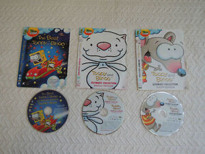 Toopy and Binoo 3DVDs for KIDS  only $5