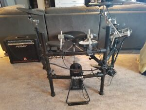 Roland TD-9 Electronic Drum Set- Sweet!!