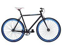 Swap Fixie/Fixed gear for race bike