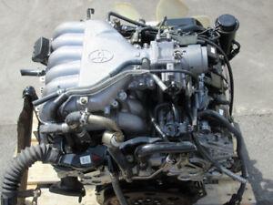 Moteur 3.4L avec installation Toyota 4 Runner 1996-2002