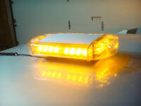 Tow Truck Snow Bar Emergency Security Green firefighter Lights