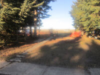 Beautiful LOT FOR RENT for a mobile or rv