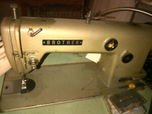3 Industrial Sewing Machines