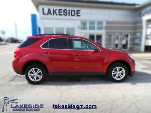 2012 Chevrolet Equinox LT  - one owner - local - trade-in - non-