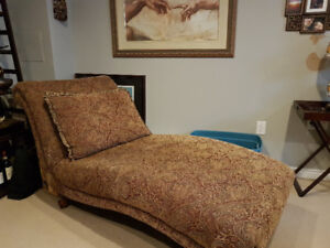 Lower price $....Chaise lounger