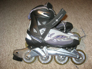 Ladies Ultra Wheels roller blades size US 8 (EU 40)