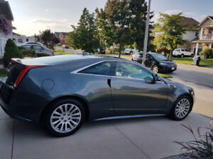 2011 CADILLAC CTS COUPE FOR SALE