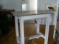 TABLE , ILOT , MULTI FONCTIONNELLE