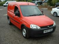 VAUXHALL COMBO 1.3CDTI 2007 DIRECT FROM R-MAIL ONE OWNER FSH £1795 NO VAT