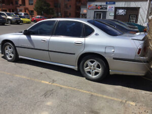 2003 Chevy impala 3.8L loaded with options and new parts
