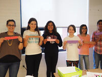 Girls Learning Code Webmaking with HTML & CSS ages 8-13