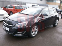 2015 Vauxhall Astra SRi 1.6 DAMAGED REPAIRABLE SALVAGE