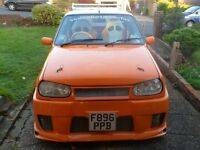 L@@k RARE FULLY MODIFIED RENAULT 5 GT TURBO LOTS OF POWER