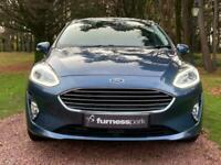 2018 Ford Fiesta ZETEC - ONLY 1600 miles, Apple Car Play, SAT NAV, Lane Departur
