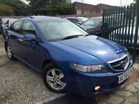 ✿54-Reg Honda Accord 2.0 i VTEC Executive 4dr ✿AUTOMATIC✿ NICE SPEC✿