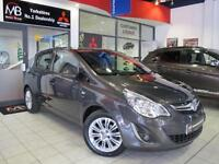 2013 VAUXHALL CORSA 1.4 SE 5dr Auto LEATHER VERY LOW MILEAGE