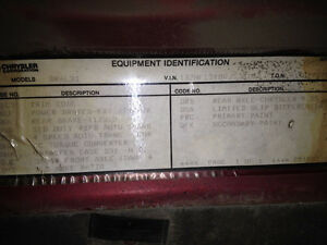 Dodge Ram Front Differential 1994 -2001 Edmonton Edmonton Area image 3