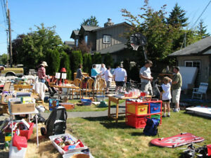 Large sale Montgomery Park Saturday 8 AM August 18