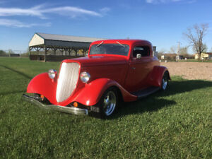 34 ford coupe zz top car