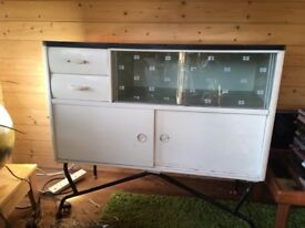 Vintage 40's/50's Cabinet