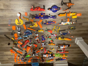 ULTIMATE NERF COLLECTION !!!!