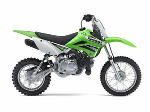 2012 Kawasaki KLX 110 cc
