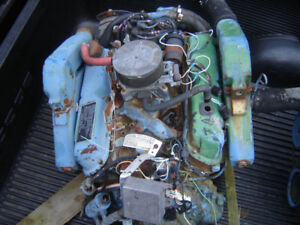 302 Ford/Waukesha Marine inboard engines[a pair]