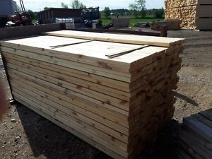 Brouwer Wood Inc.SUMMER SALE 1X6 s, 2X4 s & 4X4 s NOW ON !!