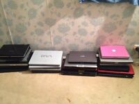 Job Lot Of 20 Laptops - HP Dell Acer Asus - Good for resell export