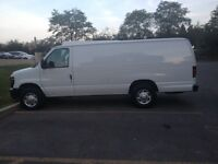 2012 Ford Econoline E250 extended (83km) w/safety and e-test