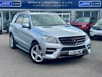 2012 Mercedes-Benz ML250 BLUETEC SPORT USED Auto Estate Diesel Automatic