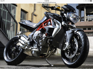 2015MV Agusta Brutale for sale