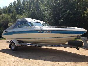 Boat/trailer