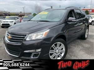 2014 Chevrolet Traverse 1LT | New Tires| 8 Pass | Touchscreen| H